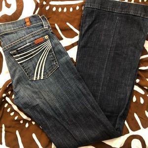 Dojo jeans size 25